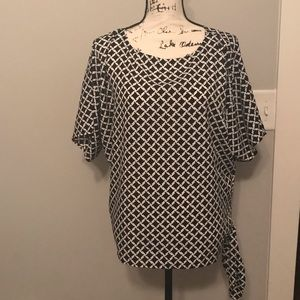 Micheal Kors Shirt Blouse M